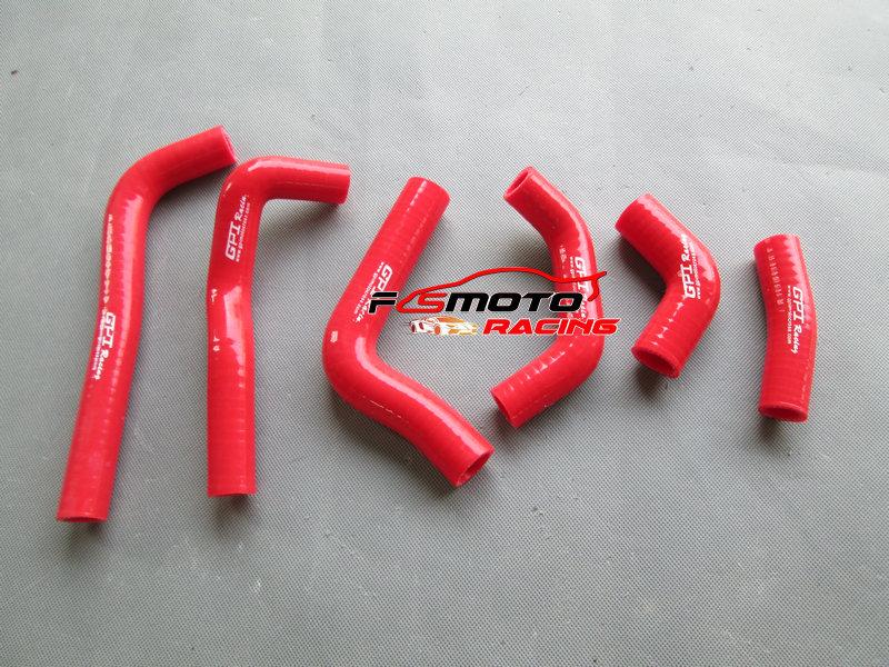 Mangueira de Radiador Do Silicone para 04 03 CRF450 02 Honda CRF 450 R 2002 2003 2004
