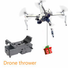 Thrower System For Dji Mavic 2 Pro Air 2 Drone Fishing Bait Wedding Ring Gift Deliver Sky Hook Mavic Mini 2 Thrower Accessories