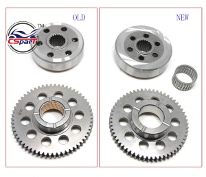 NC250 Start Starter Clutch Overrunning 250CC ZongShen ZS177MM xmotos apollo KAYO T6 BSE 250 4 valve dirt pit bike(China)