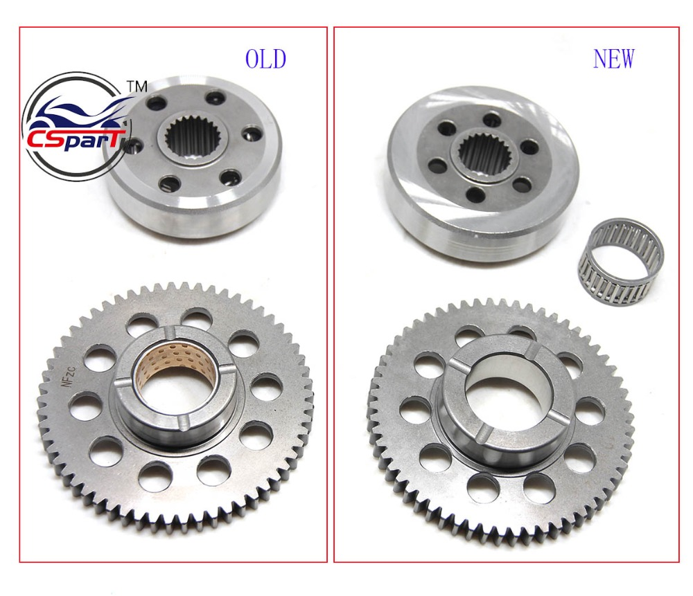NC250 Start Starter Clutch Overrunning 250CC ZongShen ZS177MM xmotos apollo KAYO T6 BSE 250 4 valve dirt pit bike image