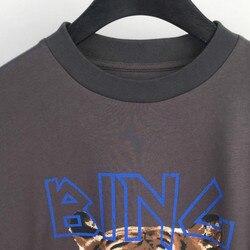 Frauen T-shirt 2020 Gedruckt Tiger Kurzarm T-shirt