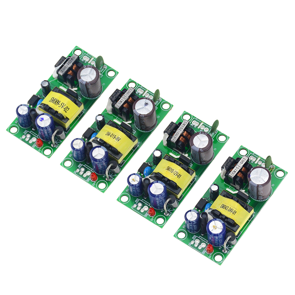 1PCS SM-PLF12B 12W Switch <font><b>Power</b></font> Board Module <font><b>5V</b></font> 9V 12V 24V Bare Board AD-DC Isolation Switch <font><b>Power</b></font> <font><b>Supply</b></font> AC220V-DC image