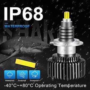 Image 3 - CARLitek lámpara led de 18000LM H11 para faro delantero de coche, Chips CSP H8 9005 9006 HB4 HB3, 24 lados, 50W, h7, 12V, 72 uds.