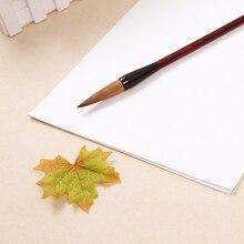 30Pcs Xuan Paper Chinese Raw Rice Paper Painting Calligraphy 49x34cm / 35cmx26cm X5QB