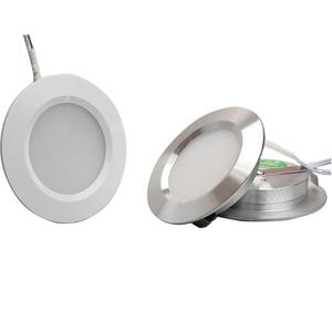 Light with HUB Adapter12V Low Voltage Ultra-Thin Concealed Mini LED Downlight LED Display Cabinet Light Kitchen Cabinet Li
