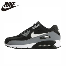 Nike Air Max 90 Original Air Cushion Men Running Shoes Breathable Sports Outdoor Sneakers #AJ1285 шнурки primary one nike air max 90 07