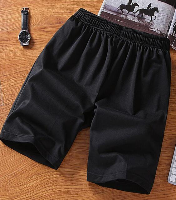 ZNG 2019  New Fashion Brand Men Shorts Summer Male Casual Drawstring Shorts Men's Breathable Trousers Short Male