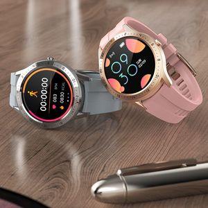 Image 1 - SENBONONew ساعة ذكية تعمل باللمس للرجال ، ساعة ذكية رياضية S21 مع التحكم في الصور ، معلومات الطقس لنظامي Android
