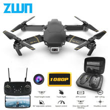 ZWN Z20 RC Drone with FPV WIFI 480P/1080P HD Dual Camera Quadcopter Opitcal Flow Gesture Control Mini Drone VS SG106 E58 Dron(China)