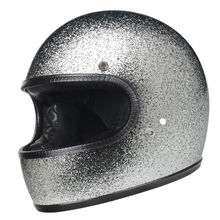 Full face motorcycle helmet vintage cafe racer helm retro full kask DOT Certification man woman casco moto casque