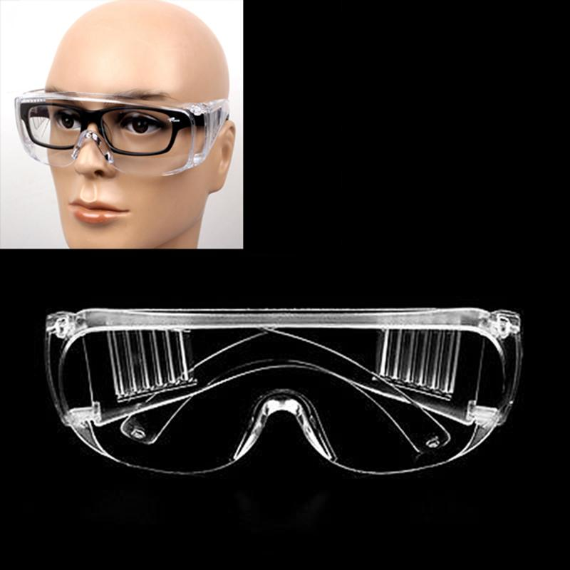 Labor Protection Glasses Blind Sill Glasses Anti-impact Color Flat Dust Protection Light Glasses Safety Protection Wholesal Z6Z9