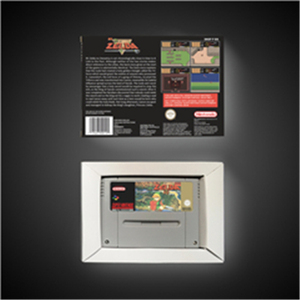 Image 2 - BS Zeldaed remix의 전설 (지도 1 & 지도 2)   EUR 버전 RPG 게임 카드 배터리 저장 상자