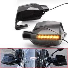 ل BMW R1200S R1200ST R1150RT F650CS R1100S R1150R S1000RR دراجة نارية واقي اليد درع يندبروف الحرس اليد فرشاة مصباح إشارة