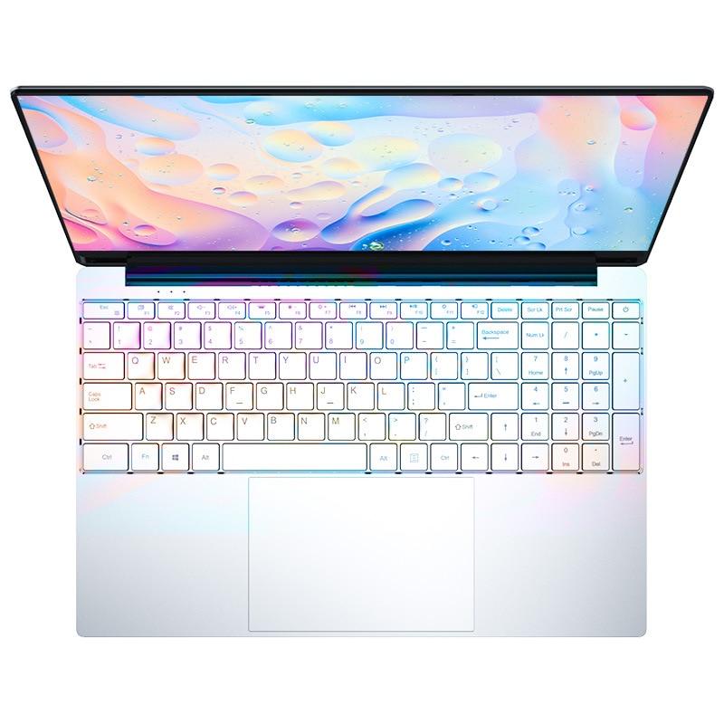 Notebook  Ultrathin SSD Laptop Intel Core I7-4500U I5-8250U 15.6'' Screen 1920*1080 Windows 10 8GB DDR3 256GB Student Computer