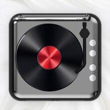 Gramofon przenośny gramofon z wbudowanym głośniki klasyczny odtwarzacz winylu gramofon głośniki