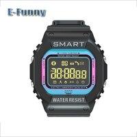 IWO-reloj inteligente PRO EX16T, pulsera deportiva con podómetro, recordatorio de llamadas, cámara de Control remoto, resistente al agua, Larga modo de reposo