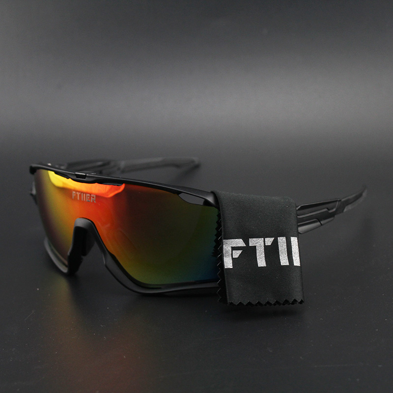 5 Lenses Polarized Cycling Sun Glasses Outdoor Sports Bicycle clismo Road Bike MTB Sunglasses TR90 Goggles Eyewear