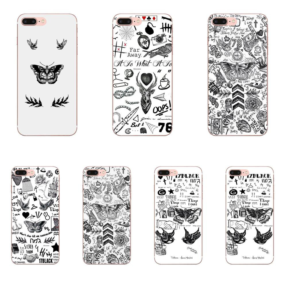 For Huawei Honor Mate Nova Note 20 20s 30 5 5I 5T 6 7I 7C 8A 8X 9X 10 Pro Lite Play TPU Cases Capa Cover Harry Styles Butterfly