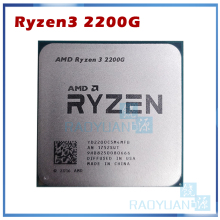 CPU Processor R3 2200g Amd Ryzen Quad-Core AM4 Yd2200c5m4mfb-Socket