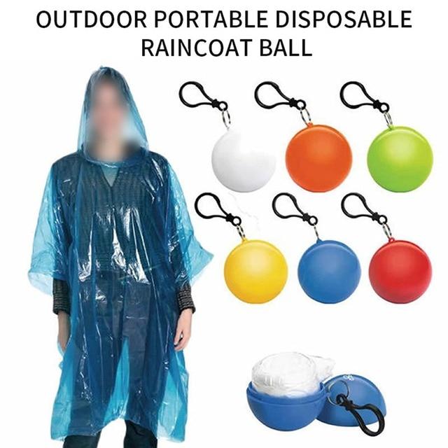 Waterproof raincoat 1