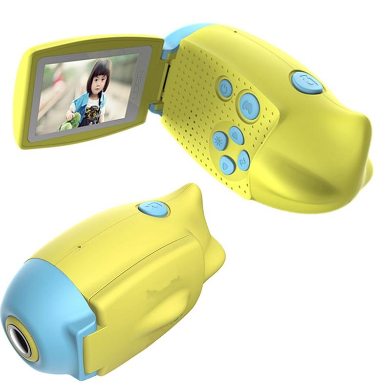 Baby Toys Camera Mini Cartoon Digital Children Kids HD 1080P Camera Photography Training Creative Educational Toy Birthday Gifts