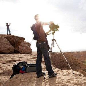 Image 2 - חצובה הר Stand סט עם טלפון מחזיק קליפ עבור Smartphone טלסקופים הדיגיטלי ללכת פרו מצלמה UY8