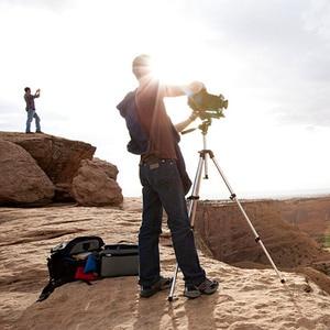Image 2 - Tripod Mount Supporto Del Basamento Set con Il Supporto Del Telefono Clip per Smartphone Telescopi Digitale Go Pro Macchina Fotografica UY8