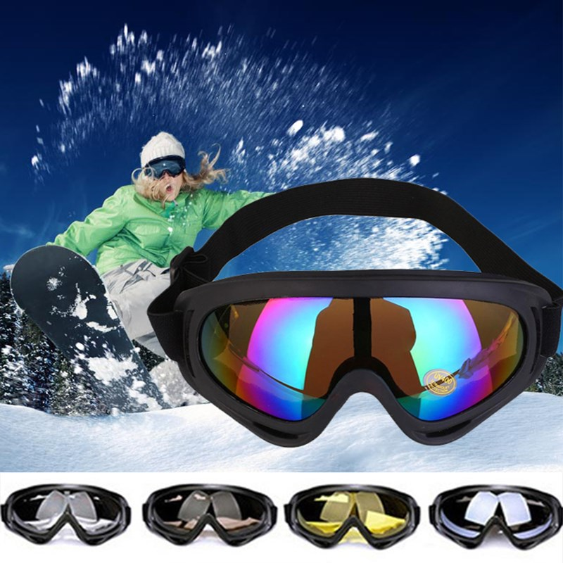 Motocross Motorcycle Racing Goggles Motor Enduro Eyewear Helmet Goggles Anti-UV Outdoor Sport Cool ATV Dirt Bike Goggles