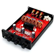 HiFi Digital TPA3116D2 2.1 Class D 2*50W+100W Dual Channel Audio Amplifier Board YJ00318 dc24v 2 channel 100w 100w 2 0 4ohm high power class d sta508 digital car audio hifi amplifier board