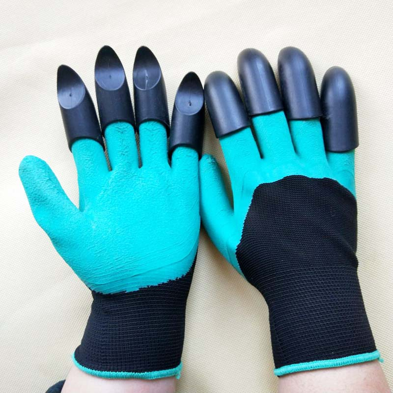 Comfortable Non-slip Wear-resistant Stab-resistant Gardening Protective Gloves