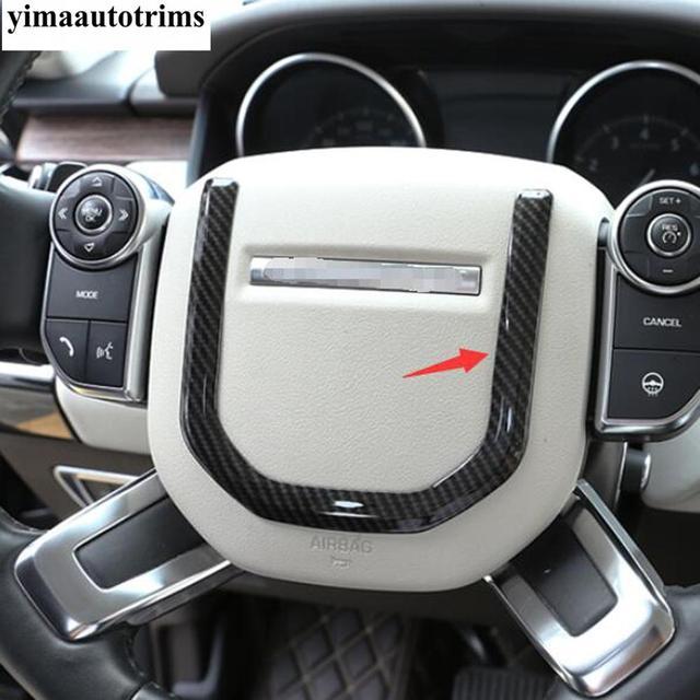 декоративная полоса на панель рулевого колеса из абс углеволокна/матовая фотография