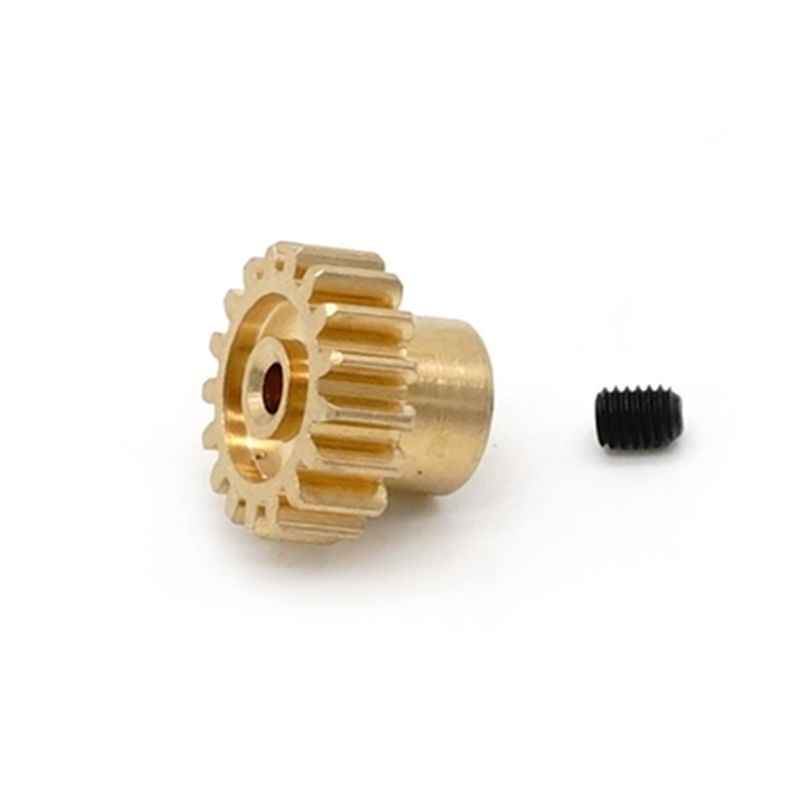 17T Metal Motor Gear For Wltoys 1/18 A949 A959 A969 A979 390 RC Car Accessory