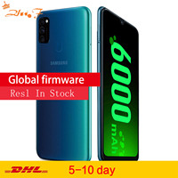 Новый мобильный телефон samsung Galaxy M30s LTE 6,4 6G ram 128GB 6000mah MP камера заднего вида