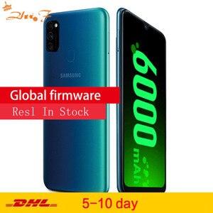 Samsung Galaxy M30s LTE мобильный телефон 6,4 6G RAM 128GB 6000mah 48.0MP камера заднего вида