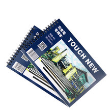 Marker-Pad Drawing-Album No-Penetration-Paper A5 for Painting TOUCHNEW 30-Sheets Professional