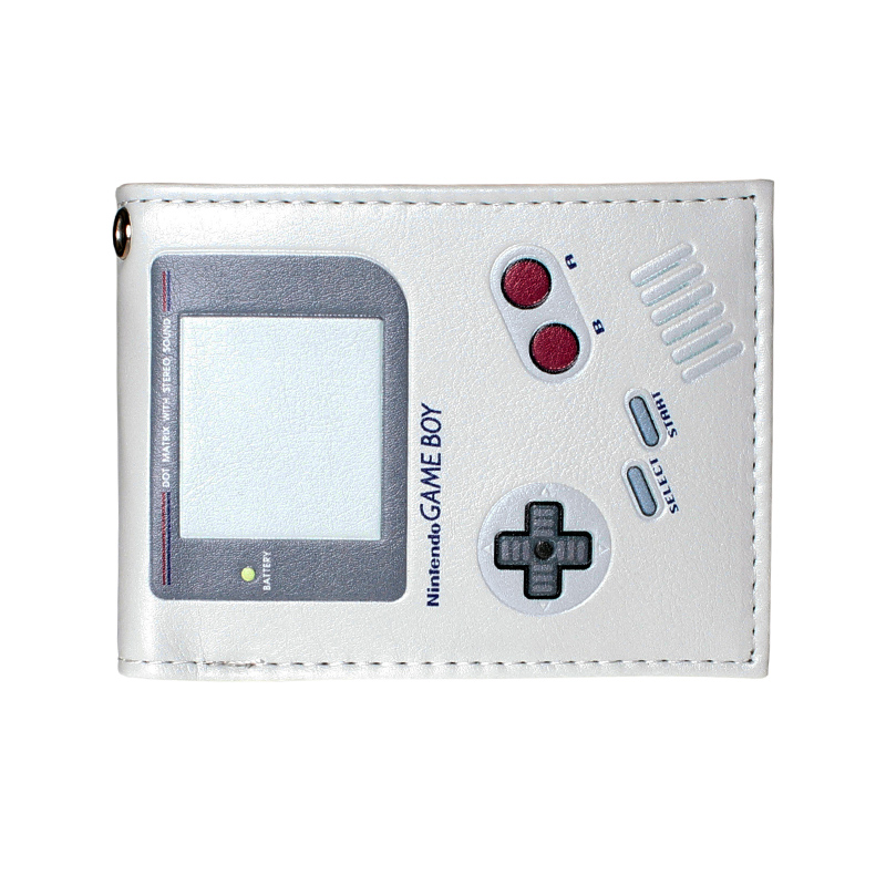 Classic Nintendo Switch Wallet Game Boy Color 3d Design Coin Purse DFT1510