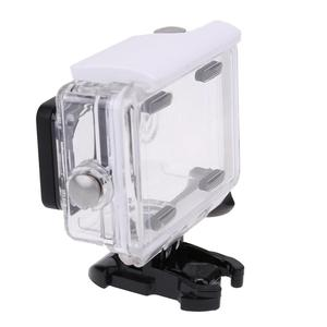 Image 3 - Hot 45M Underwater Diving Waterproof Case for Xiaomi Yi 1 Sports Camera Waterproof Protective Box for Action camera