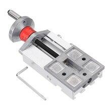 118 мм металлический поперечный скользящий Продольный скользящий блок Z008M для мини токарного станка, подающая ось Y/Z