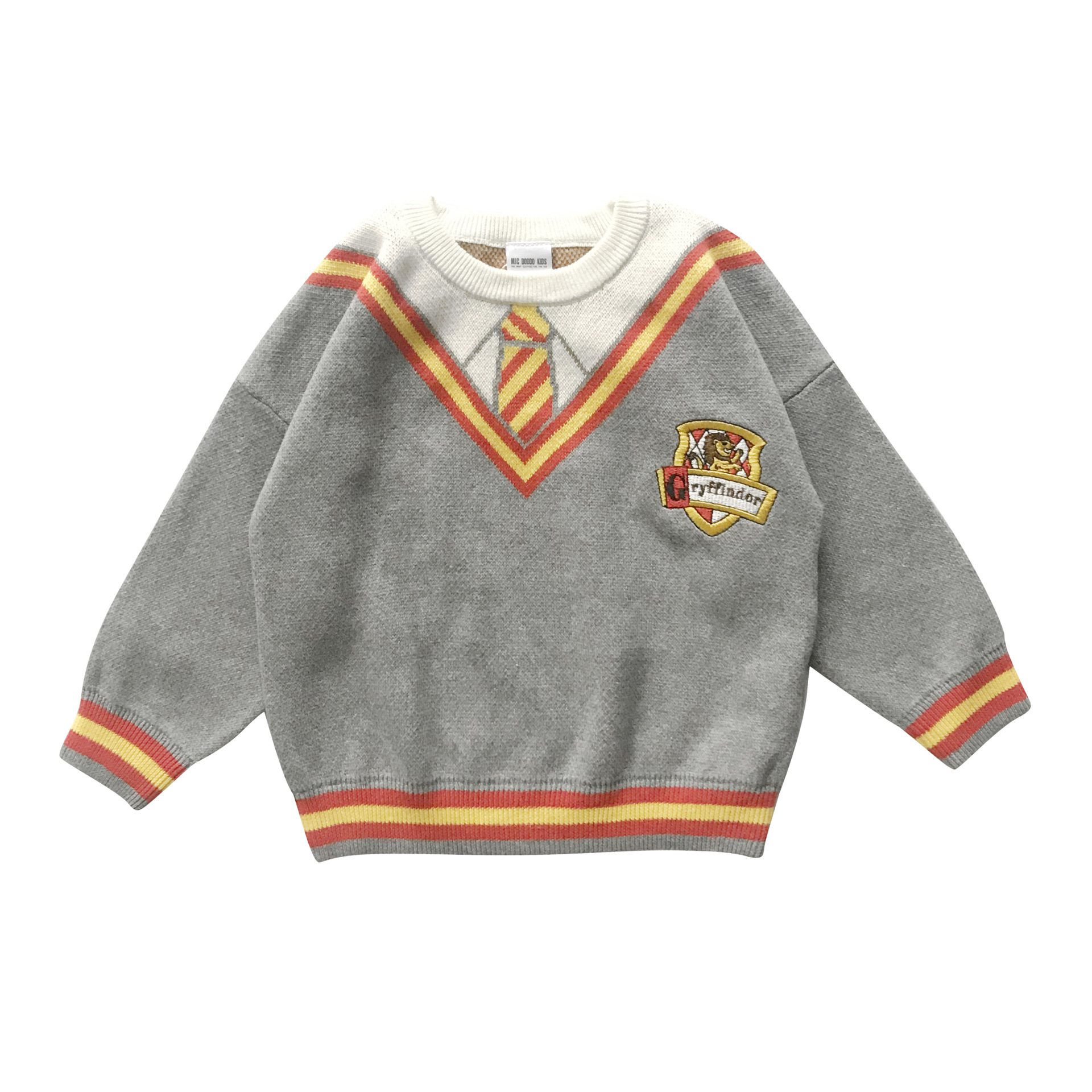 Autumn and Winter New Boys and Girls' Children's Cos Clothes Wizard Sweater Kids Sweaters 1