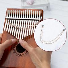 Chain Finger-Piano Kalimba Tremolo Musical-Chain-Instrument IRIN Sound-Performance-Improve