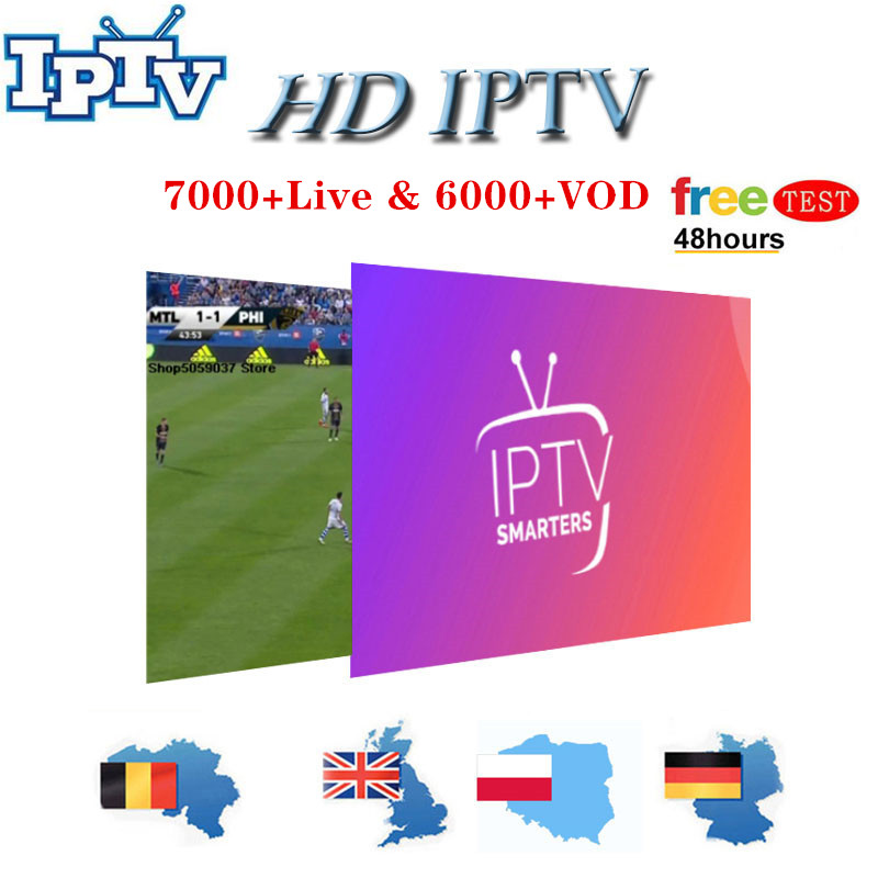 IPTV 7000+ Live Channels And Vod 4k HDV Best EUROPE XXX IPTV Spain Arabic Sweden UK USA French America IPTV For M3U Android Apk