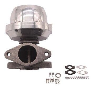 Wastegate, Universal Turbocharger 38mm External V-Discharge Door Kit For Car Modification