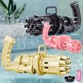 Детская игрушка, Игрушки для ванны, машинка для пузырей, игрушки для детей, пластиковая пулемет, игрушка для мальчиков, пузыри для детей, пуз...