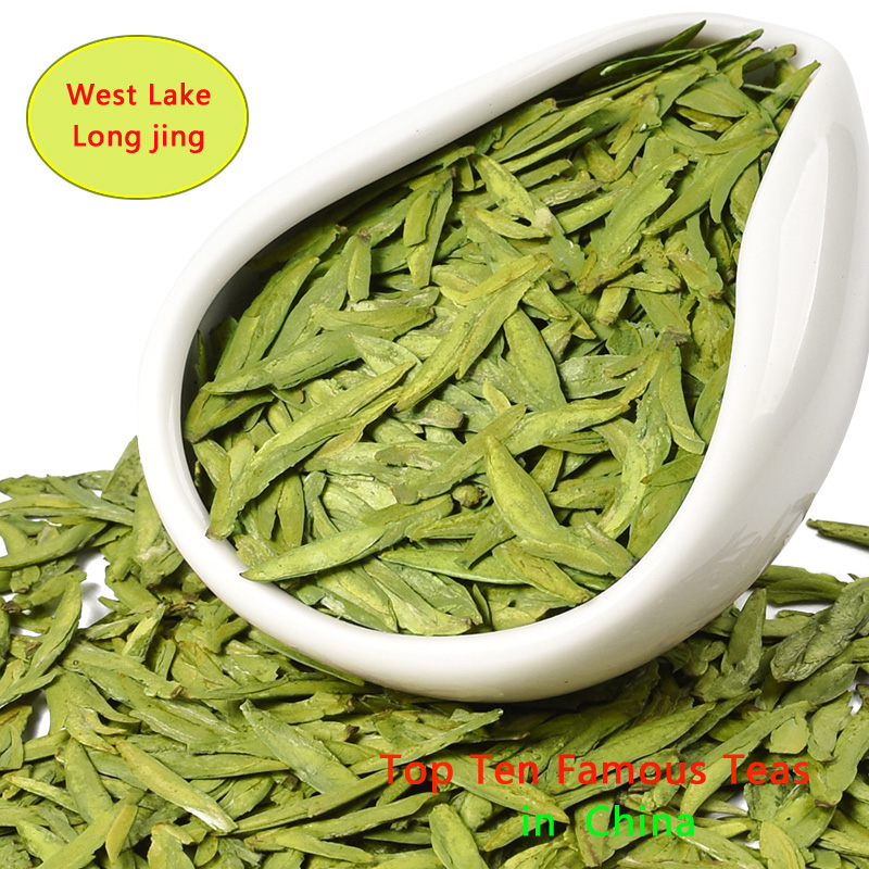 Green Tea New Tea Longjing Tea Authentic Pre-Ming Spring Tea Bean Fragrance 250g 500g 1000g