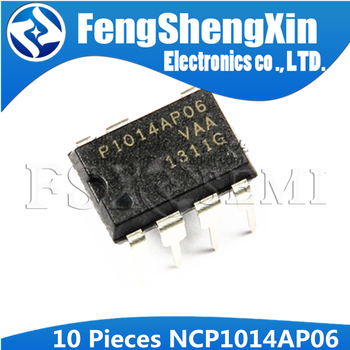 10pcs/lot P1014AP10 NCP1014AP10 DIP-7 NCP1014AP06 P1014AP06 Power Offline SMPS IC image