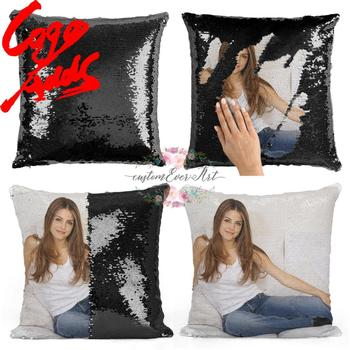 Maria Menounos sequin pillow | sequin Pillowcase | Two color pillow | gift for her | gift for him | pillow | magic pillow
