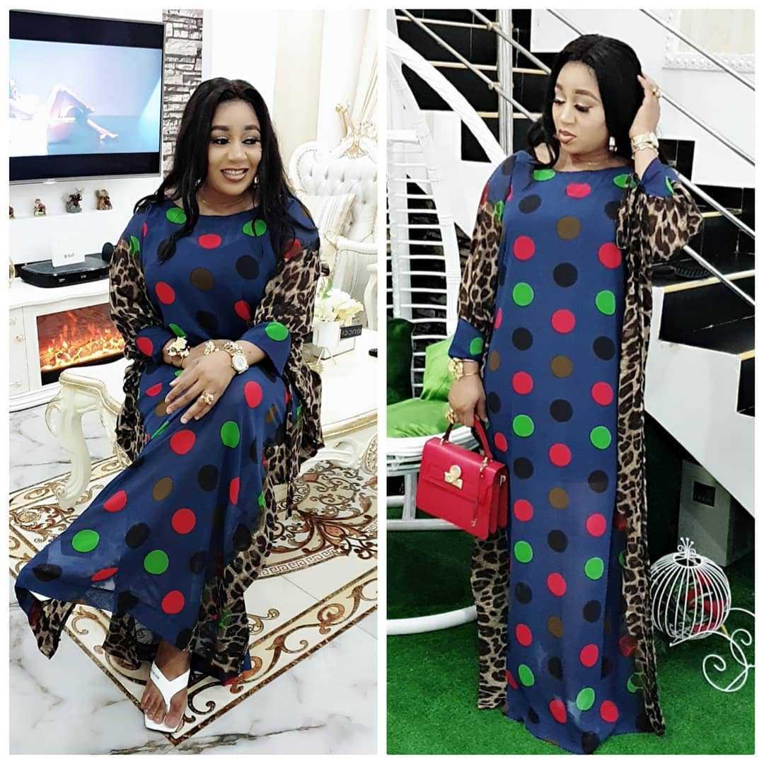2019 Dashiki African New Fashion Diamond Bat SLeeve Leopard Grain Sexy Super Elastic African For Lady