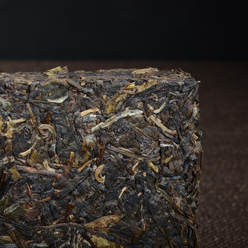 More than 12 Years Tea Chinese Yunnan Old Raw 250g China Tea Health Care Pu'er Tea Brick For Weight Lose Tea 2