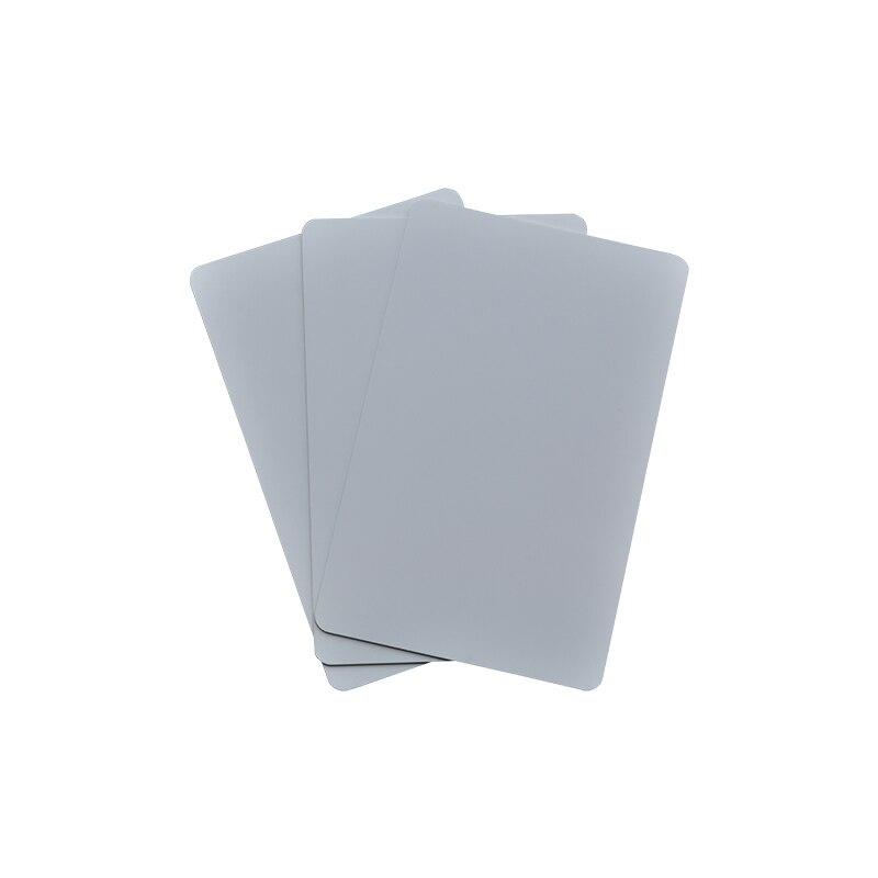Wholesales 70pcs 125Khz TK4100 Rfid Card Card PVC White Blank Rfid Card