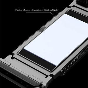 Image 5 - Mobiele Telefoon Cooler Delicate Ontwerp Game Mobiele Telefoon Water Cooler Ventilator Ondersteuning Gamepad Koellichaam Koeling Beugel Stand
